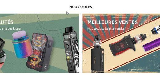 Liquide Cigarette Electronique est un site de vape qui vous propose les meilleurs matos et e-liquides. Petit tour du propriétaire.