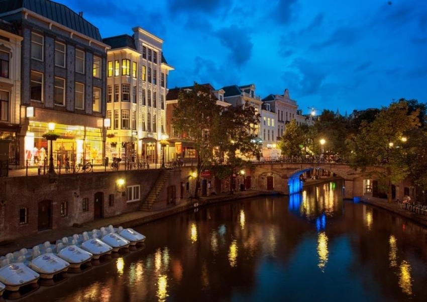 Oudegracht, Utrecht - Sustainability