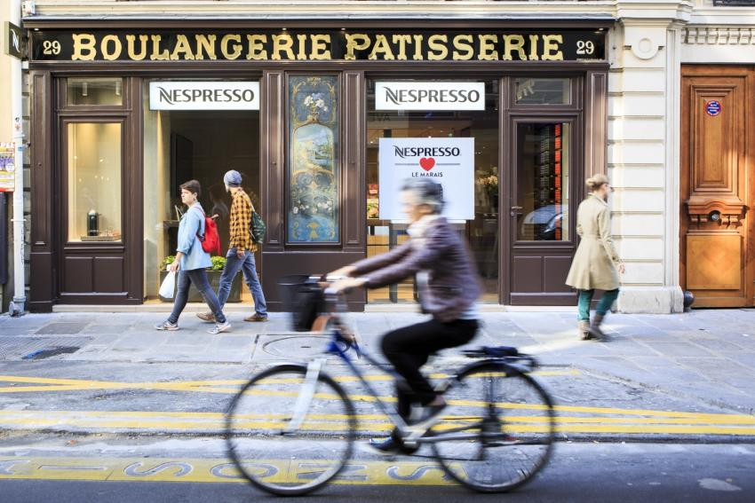 Rue des Francs Bourgeois 29, Paris - Strategy