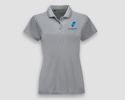 Image de Polo de golf femme ClimaLiteMD Basic AdidasMD