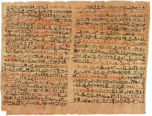 Papiro egiziano di Ebers