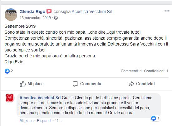 Acustica_Vecchini_recensioni
