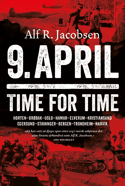 9 april time for time