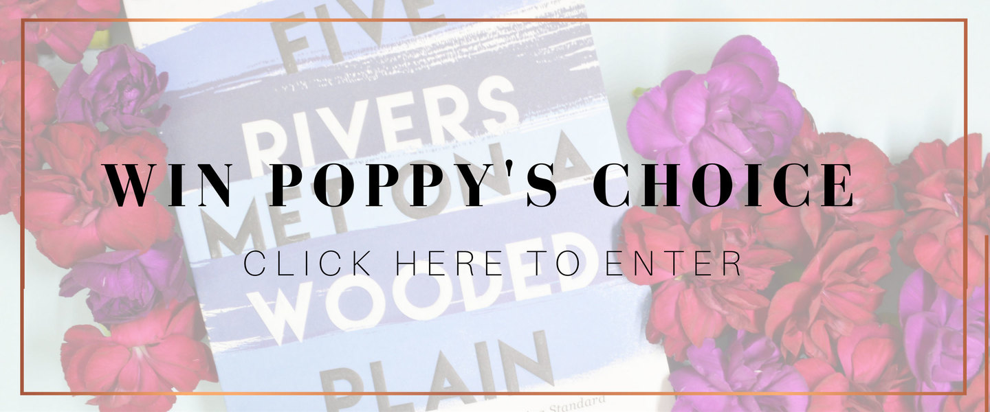 Win Poppy's Vela book choice
