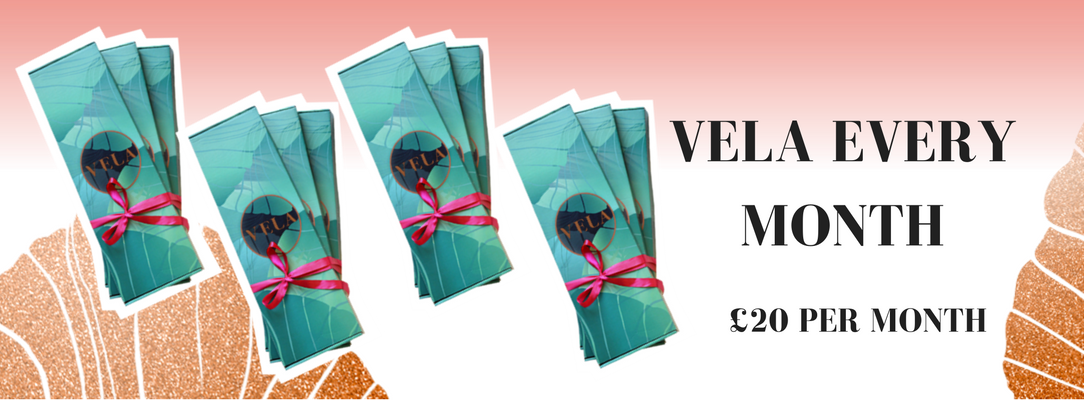 Vela Letterbox Flower delivery next day subscription year