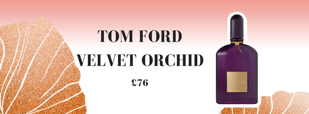 Tom Ford Velvet Orchid Eau de Parfum - Italian Bergamot, Rum & Honey.
