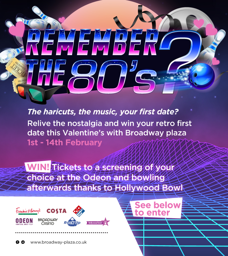 Win Your Retro First Date