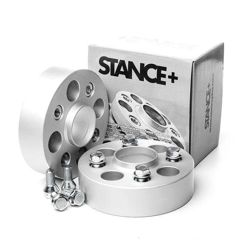 Stance+ 40mm Alloy Wheel Spacers 1988-1996 57.1 VW Corrado 4x100