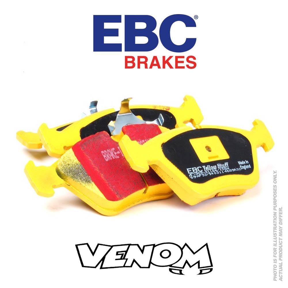 EBC Brakes DP41329R Yellowstuff Street and Track Brake Pad
