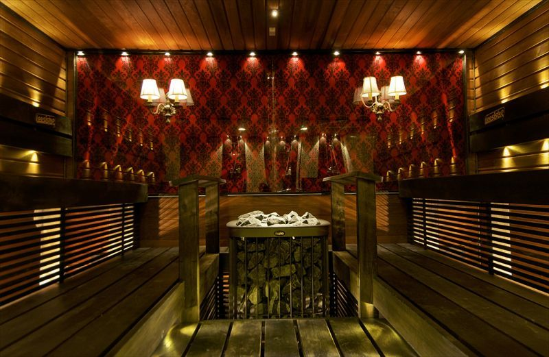 Bar Loosister / Sauna