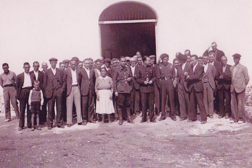 Cooperativa de Caudete de las Fuentes, 1943