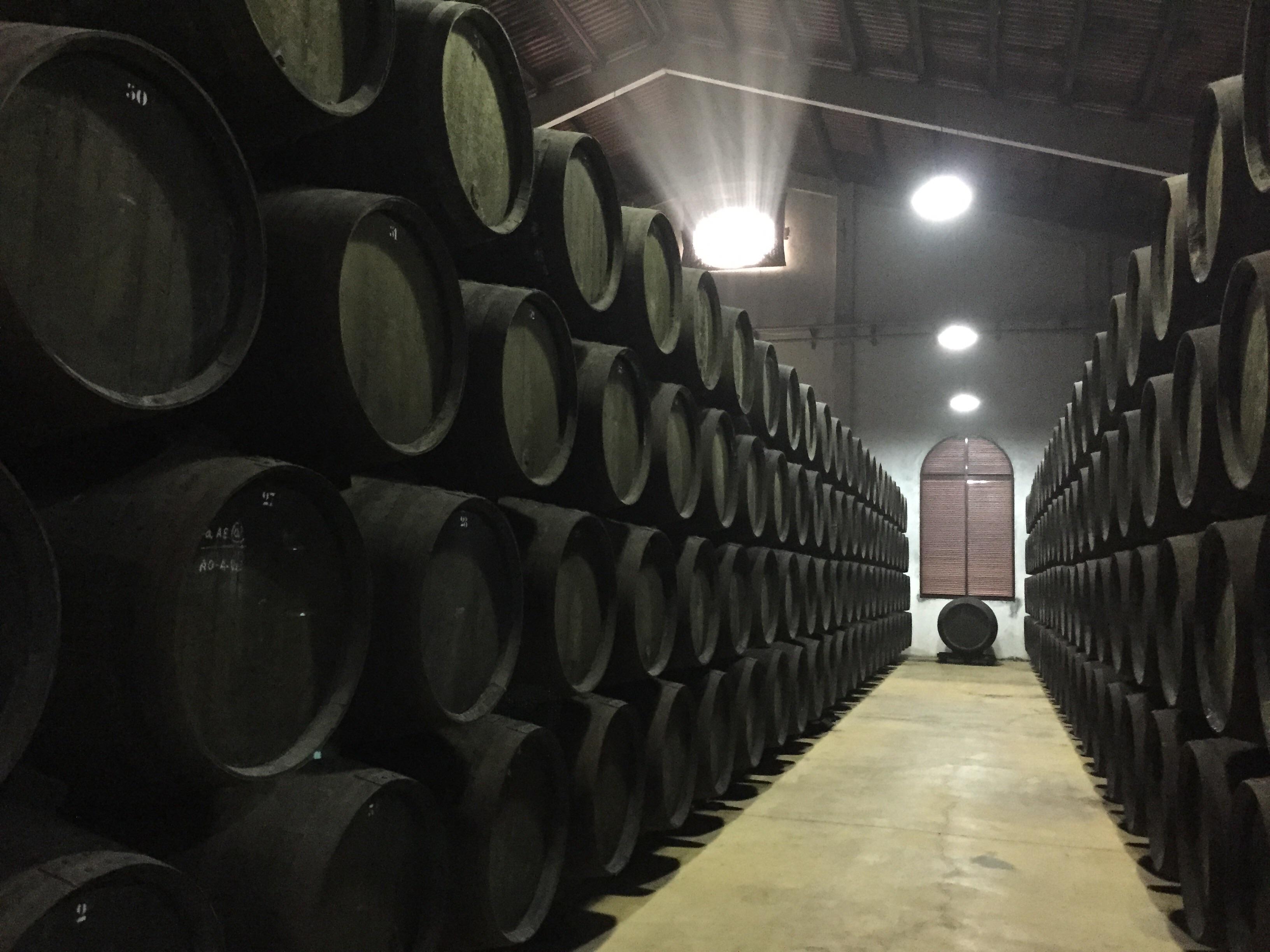 Wine & Spirits Top 100 2015: Jerez