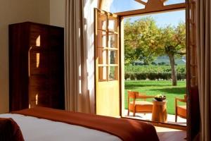 Habitación clásica del hotel Abadía Retuerta