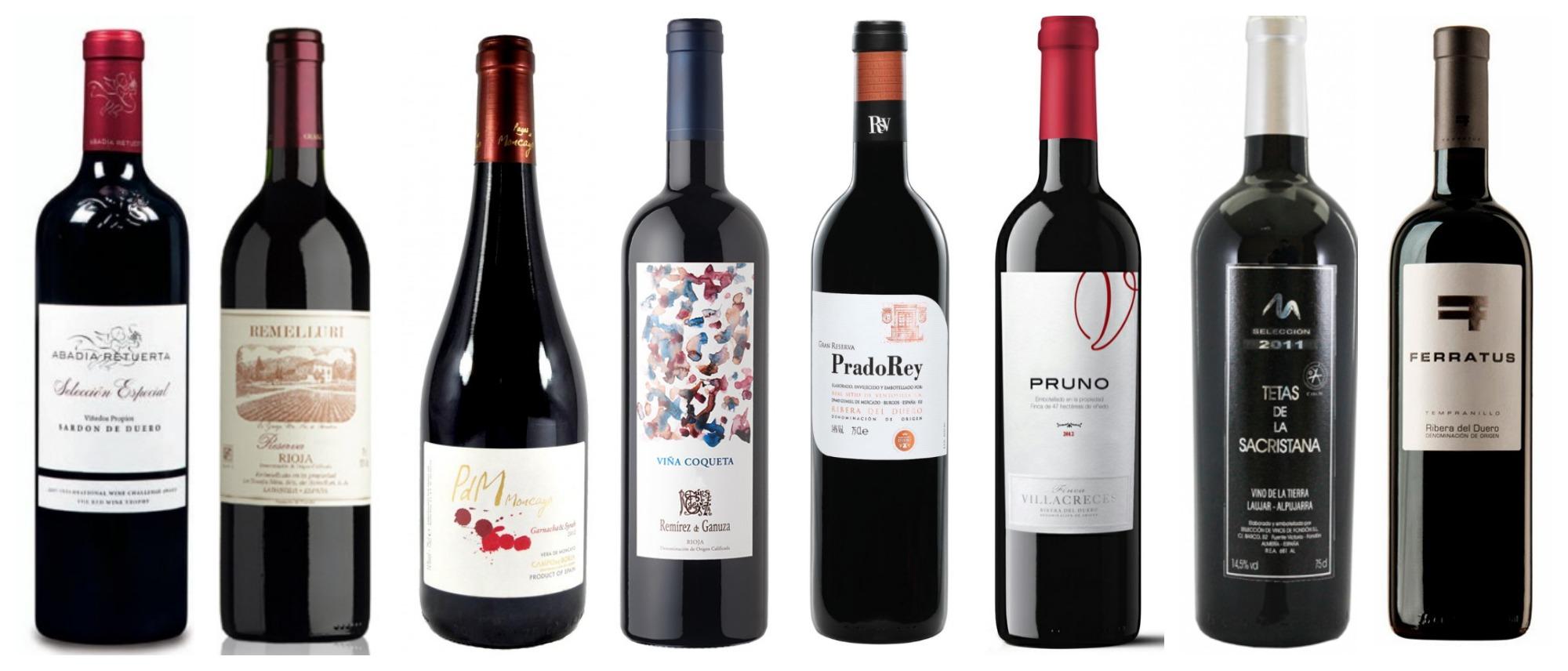 Mejores vinos para regalar 1
