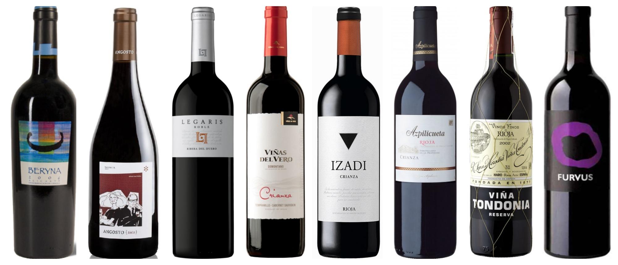 Mejores vinos para regalar 2