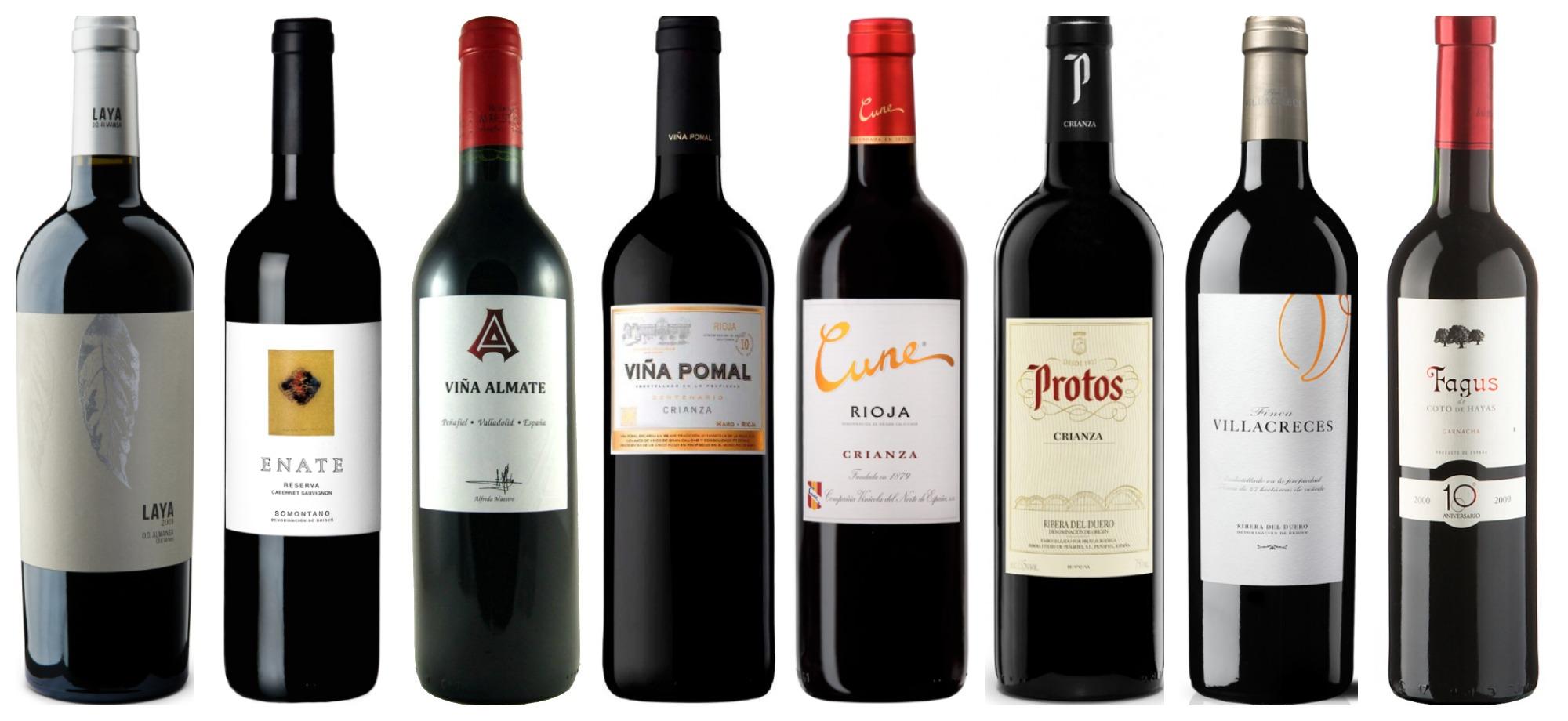 Mejores vinos para regalar