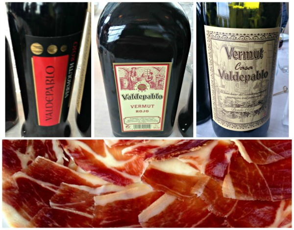 Presentación cluster de Aragón: vermouths y jamón ibérico D.O.Teruel