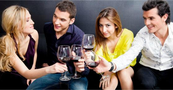 Jóvenes consumen vino Español en EE.UU