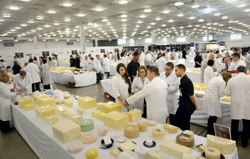 Los World Cheese Awards 2015