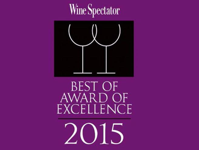 Logo del Wine Spectator