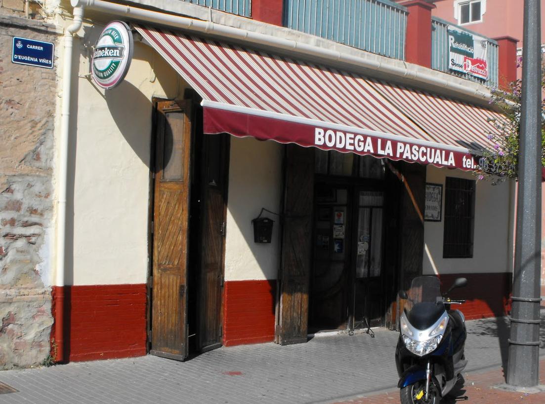 Fachada La Pascuala