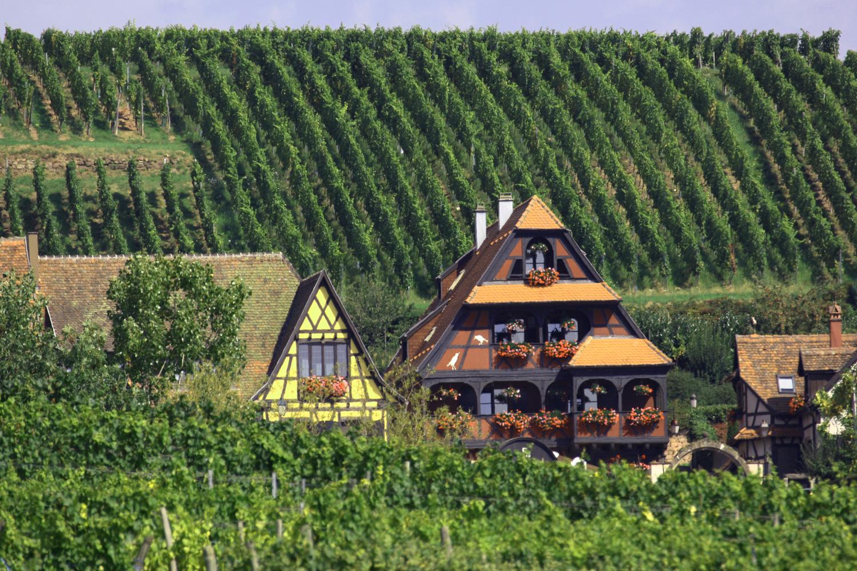 En un lugar de la Alsacia...