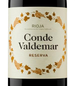Vino Conde Valdemar Reserva 2009
