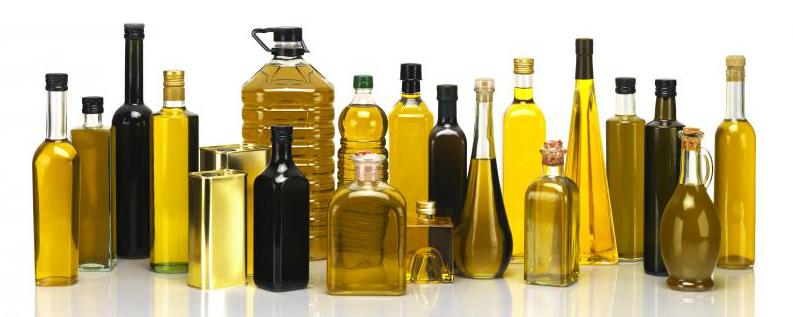 Envases aceite