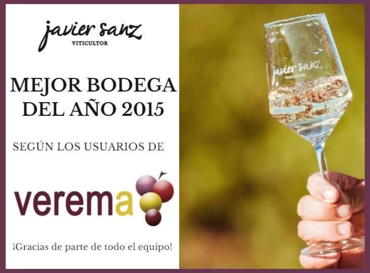 Promoción Javier Sanz Viticultor