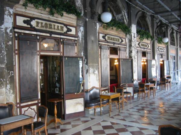 Café Florian Venecia