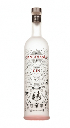 Santamanía London Dry Gin