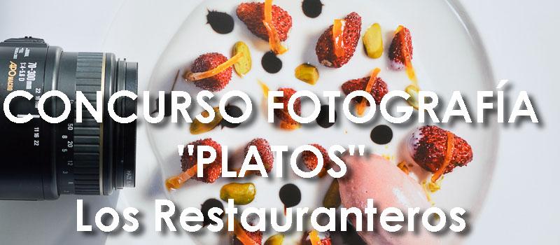 Concurso Fotografia Gastronomica Los Restauranteros con Xavier Molla