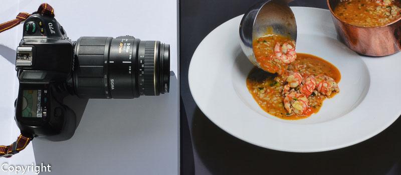 Concurso Fotografia Gastronomica Los Restauranteros con Xavier Molla 1