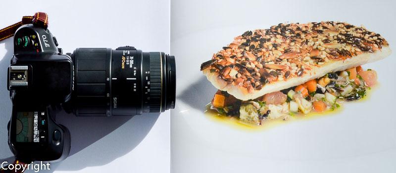 Concurso Fotografia Gastronomica Los Restauranteros con Xavier Molla 2
