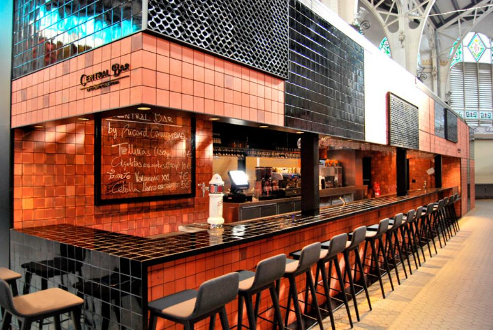 Central Bar by Ricard Camarena
