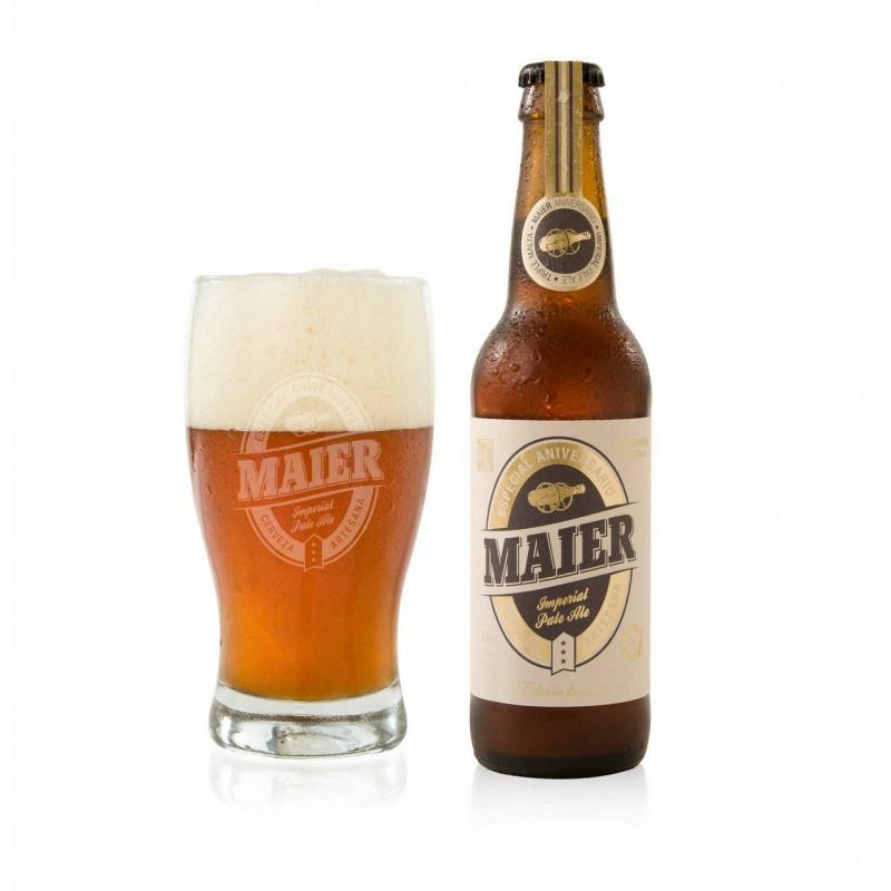 Cerveza Maier Especial Aniversario
