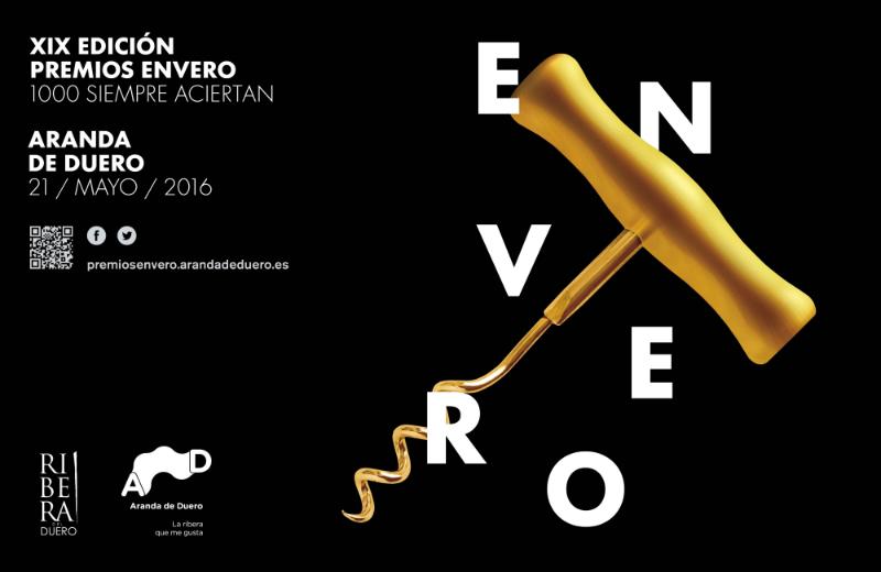 Cartel Premios Envero 2016