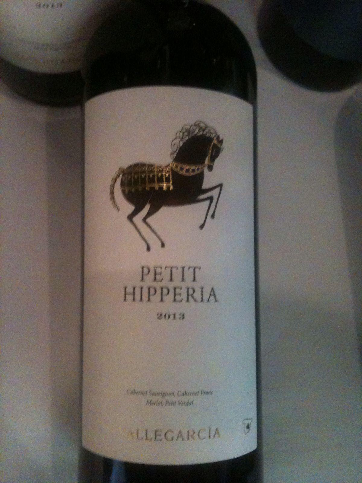 PETIT pero muy bueno, jeje- Gracias Verema por democratizar y hacer más grande el mundo del vino