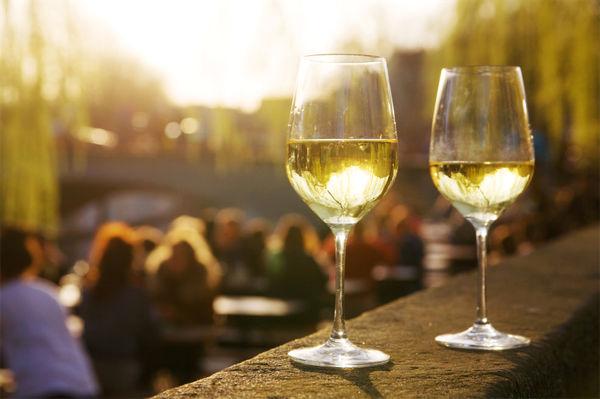Vinos blancos d ela Rioja