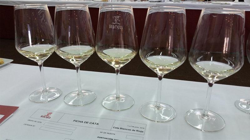 Cata histórica vinos blancos Rioja