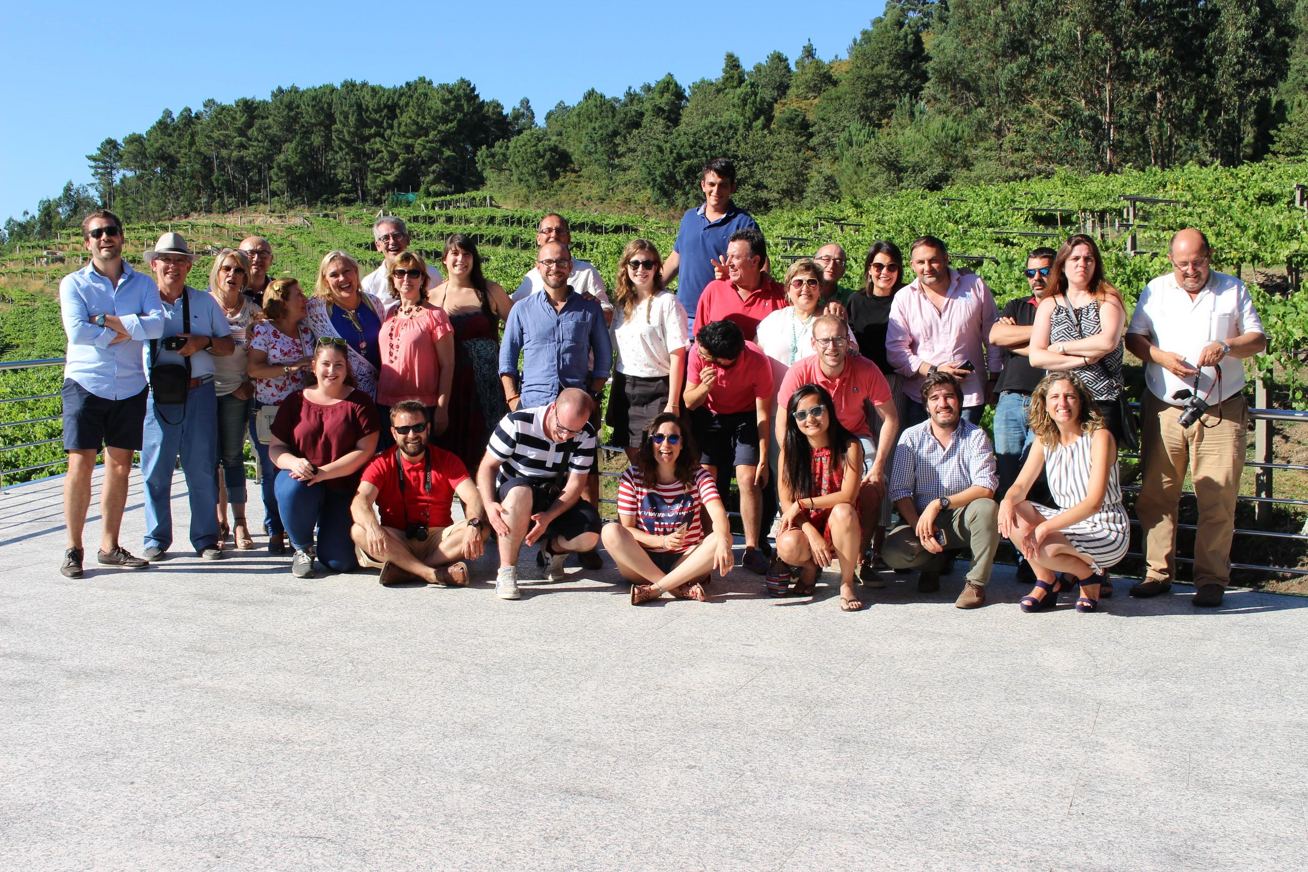 Encuentro de Foreros Rías Baixas: visita Mar de Frades