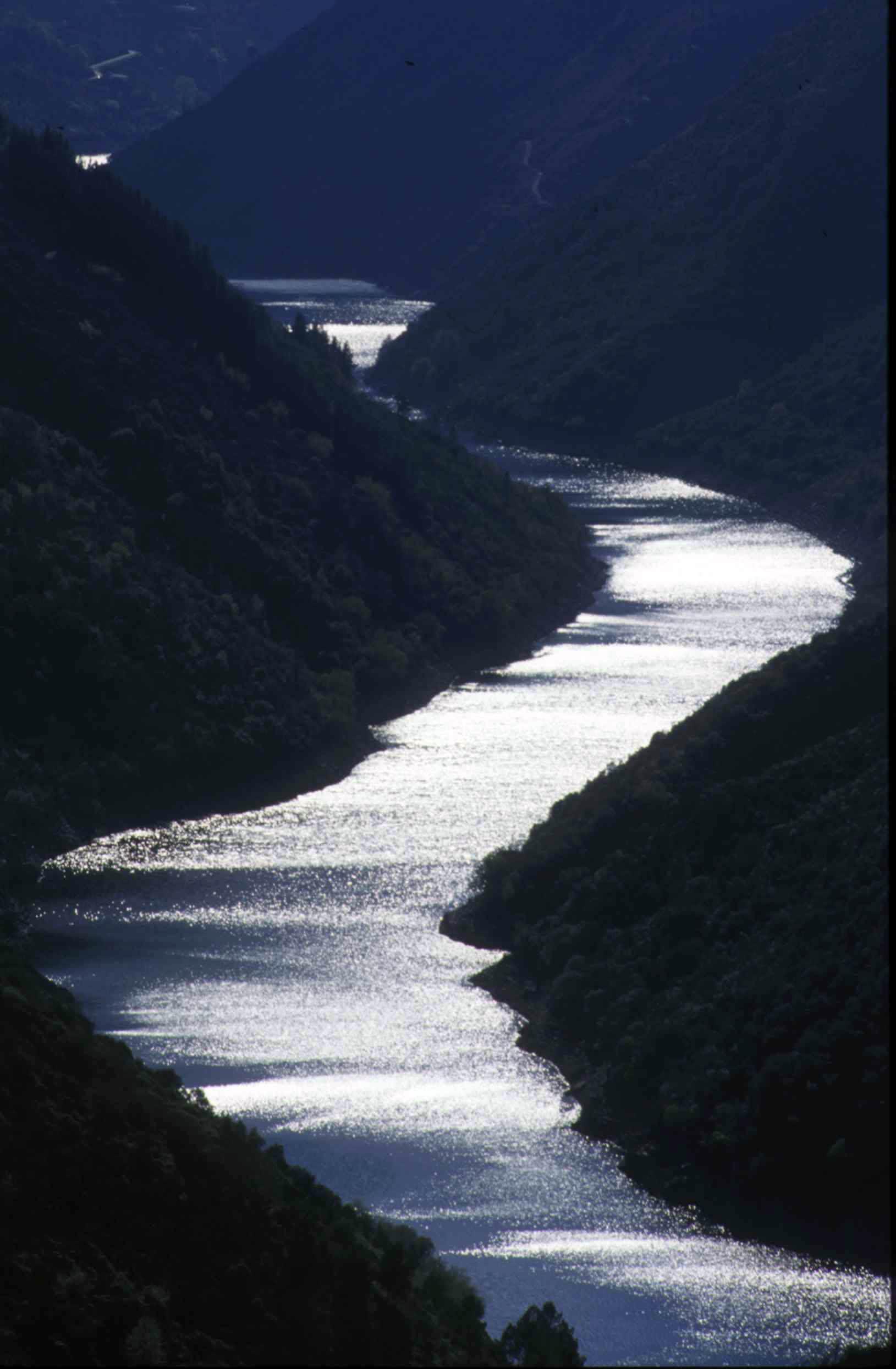 Río de la Ribeira Sacra