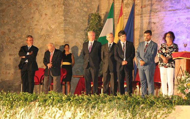 Merecidísimo reconocimiento después de toda una vida dedicada al vino de Montilla-Moriles.
