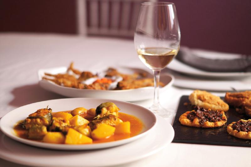 Menú Cuina de Marjal: all i pebre