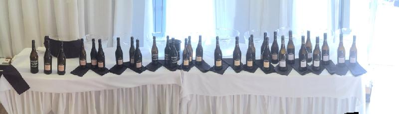 Magnífica la cata y magníficos los vinos de Bodegas Lustau.