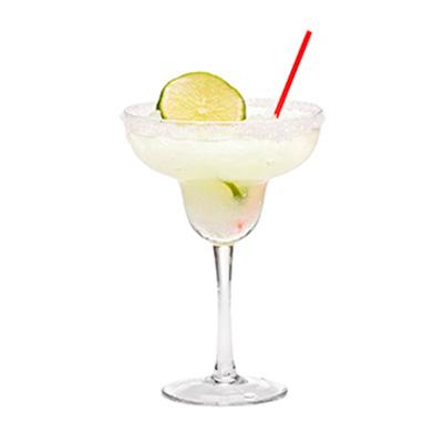 Tequila + zumo de limón + sal kosher = Margarita