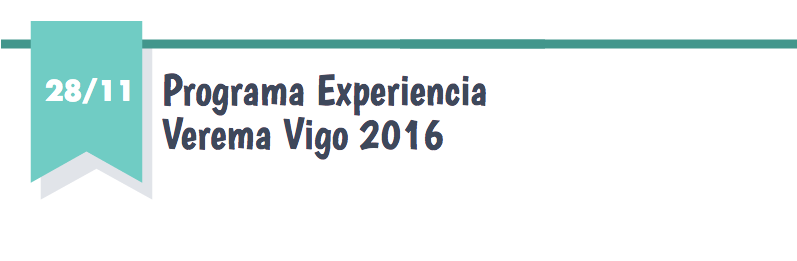 Programa Verema Vigo