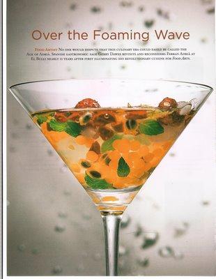 Desmontando el mito de la cocina molecular de ferran adri for Quien invento la cocina molecular