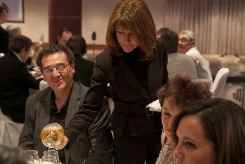 sumiller pedir vino en restaurante