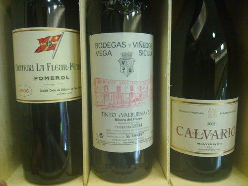 Seguro que alguno dice que no emrce lapena gastarse dinero en vino, pues que lo disfruten en el BINGO